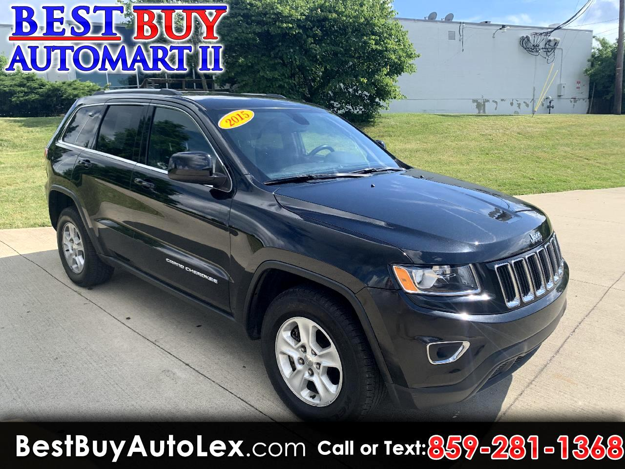 Jeep Grand Cherokee Laredo 4WD 2015