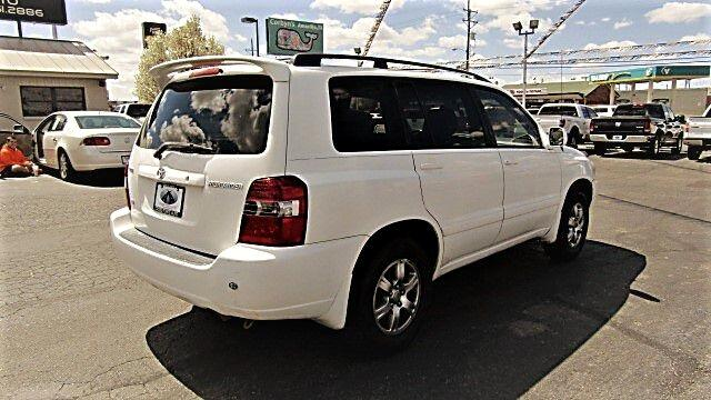 Toyota Highlander 4dr V6 w/3rd Row (Natl) 2005