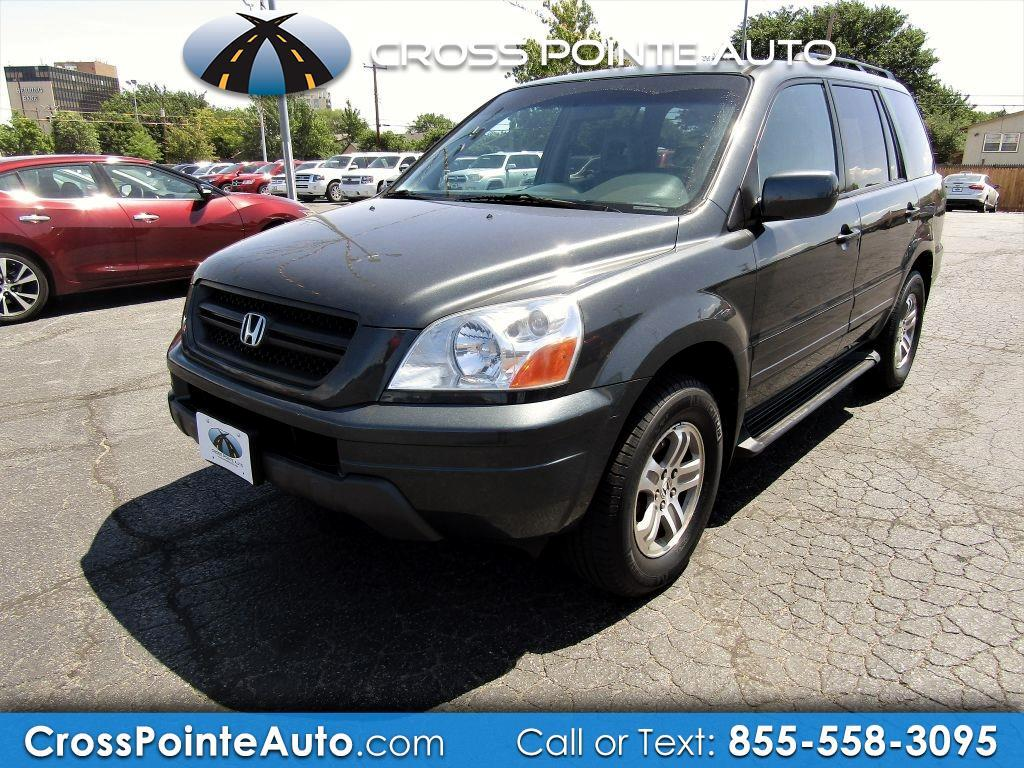 2003 Honda Pilot EX w/ Leather and Nav System