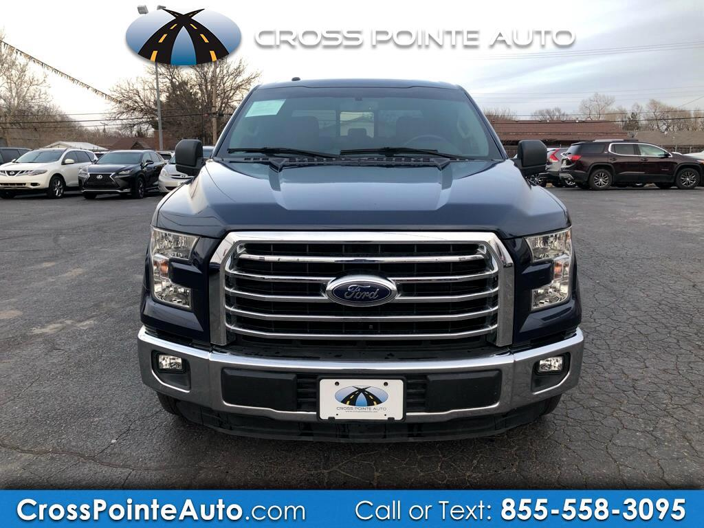 2015 Ford F-150 XL SuperCrew 5.5-ft. Bed 2WD