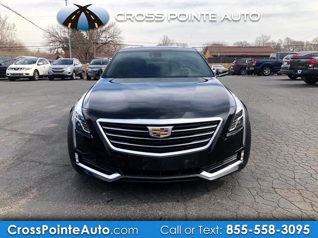 2016 Cadillac CT6 2.0L Luxury