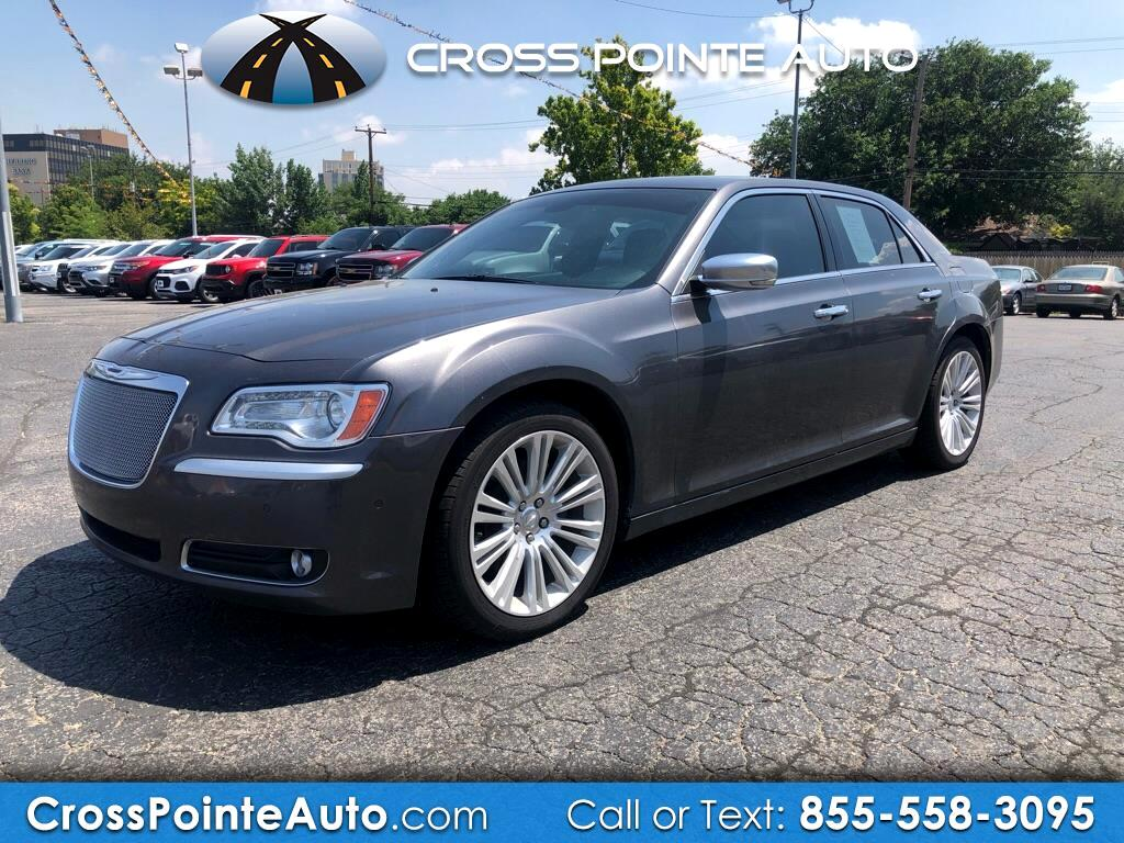 2014 Chrysler 300 4dr Sdn 300C John Varvatos Luxury Edition RWD
