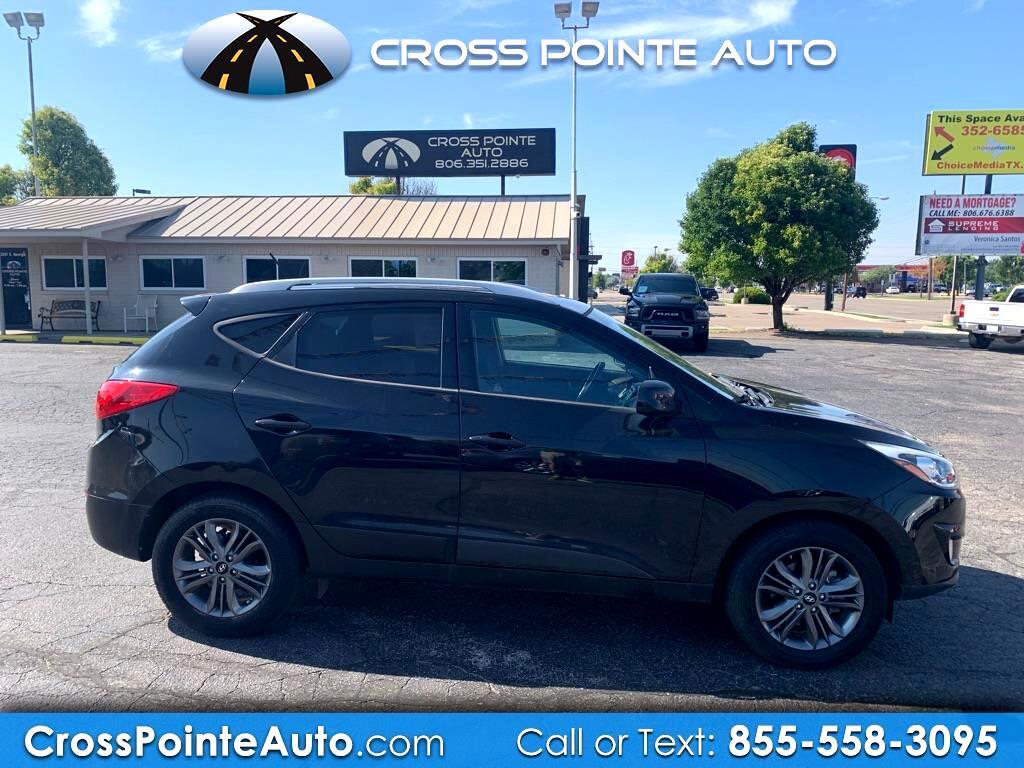 2015 Hyundai Tucson FWD 4dr SE
