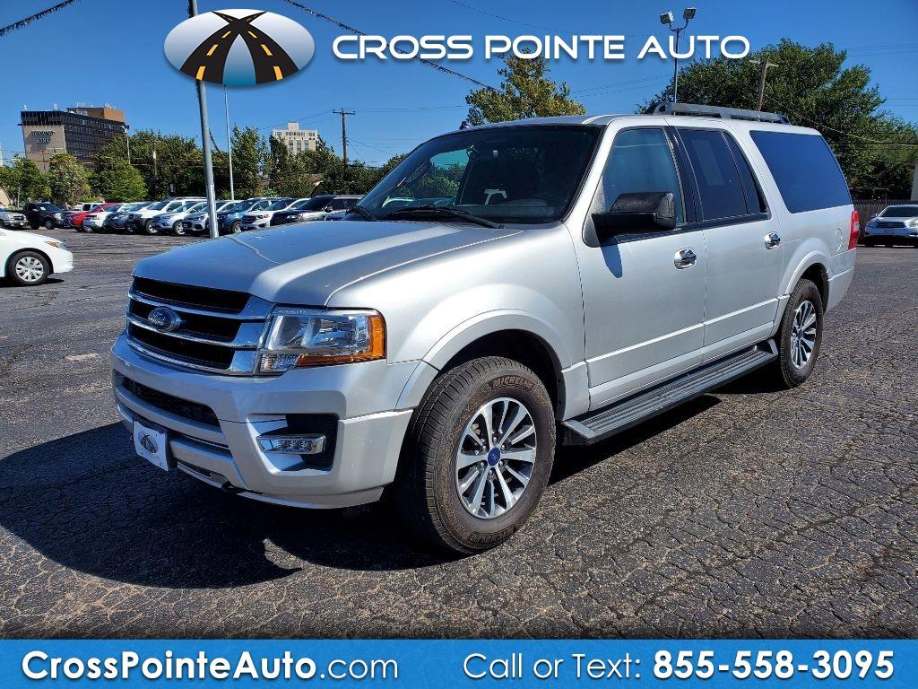Ford Expedition EL 4WD 4dr King Ranch 2016