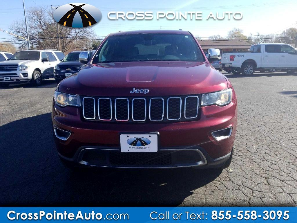 Jeep Grand Cherokee Limited 4x2 2018