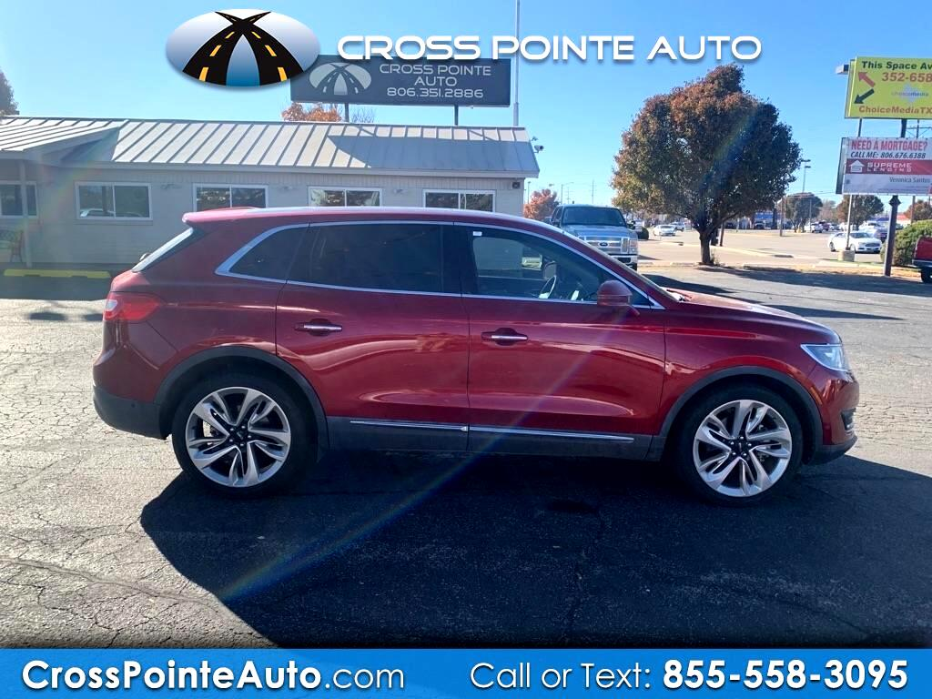 Lincoln MKX FWD 4dr Reserve 2016