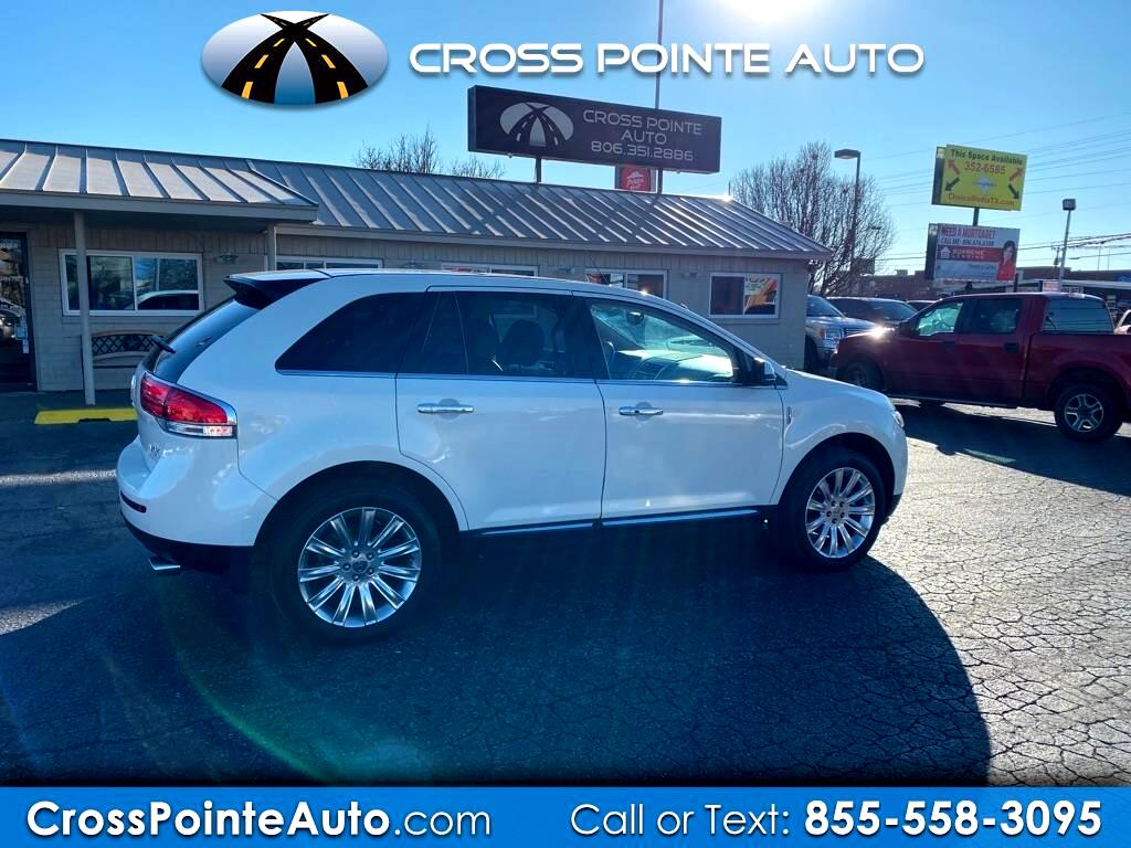 Lincoln MKX FWD 4dr 2013