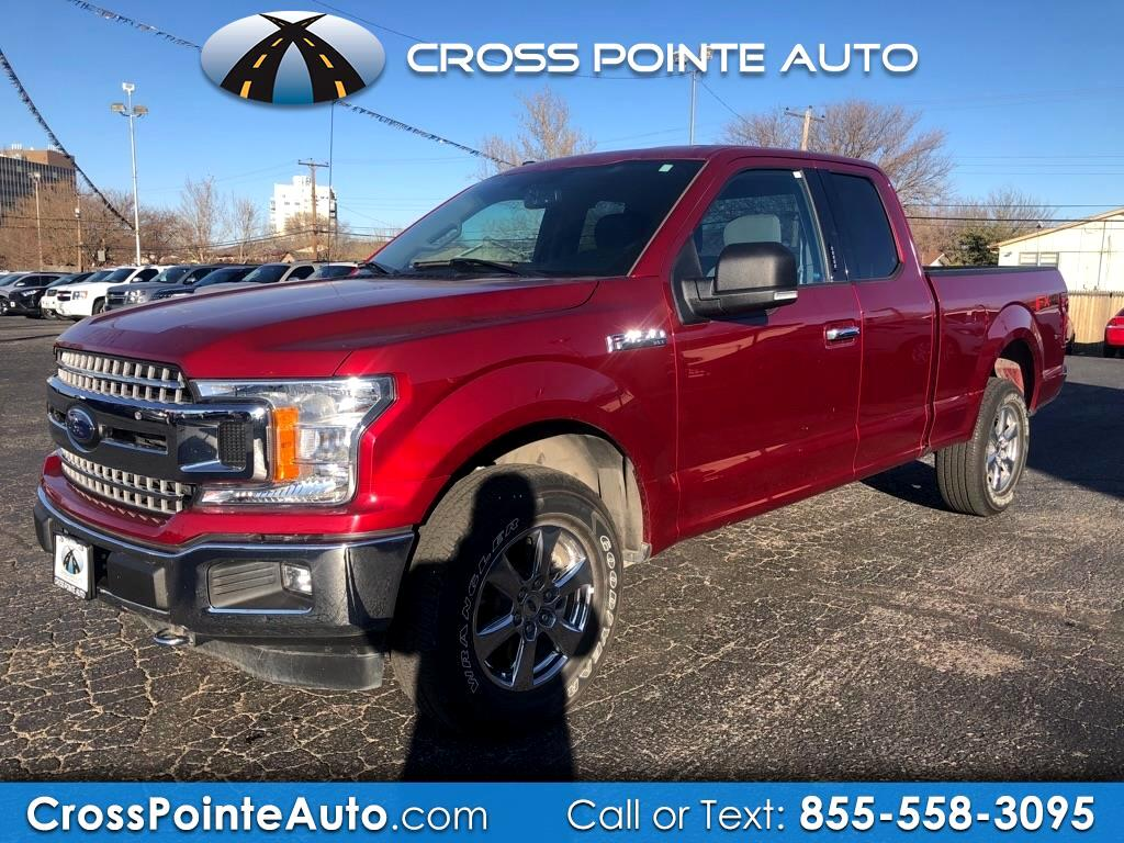 Ford F-150 Lariat 4WD SuperCab 6.5' Box 2018