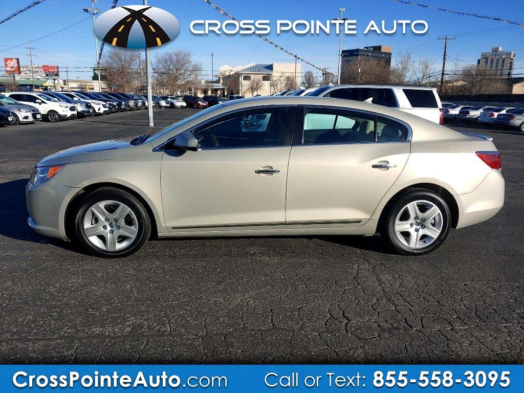 Buick LaCrosse 4dr Sdn CX 2011