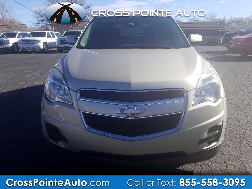 Chevrolet Equinox FWD 4dr LT w/1LT 2013