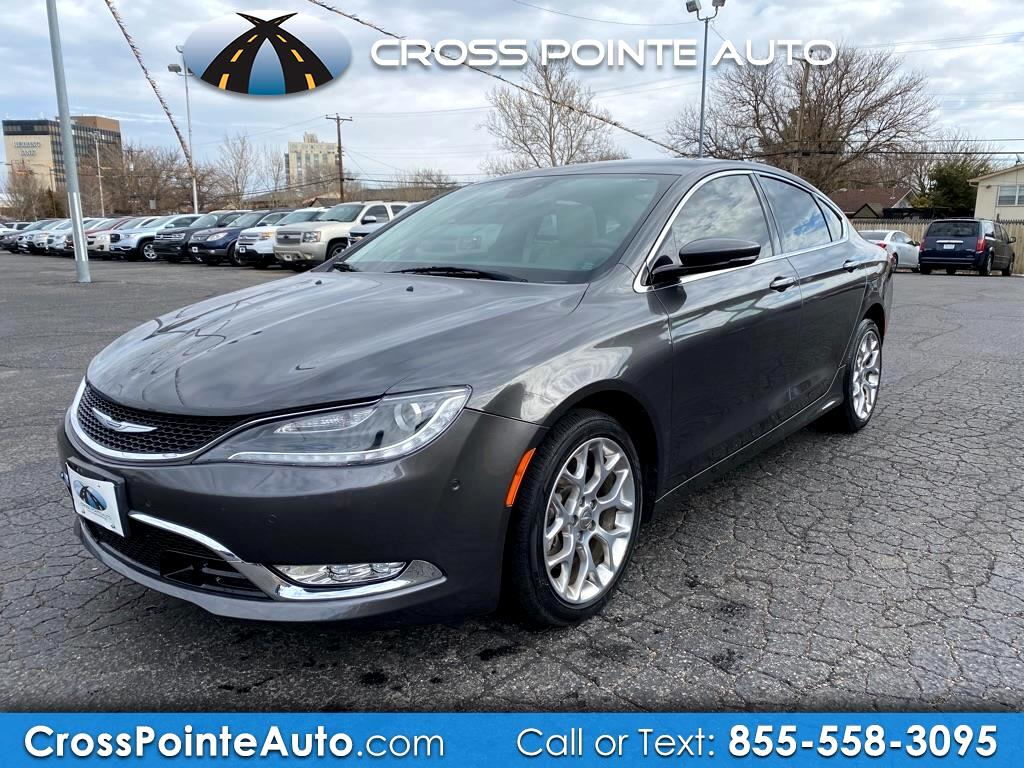 Chrysler 200 4dr Sdn C AWD 2015