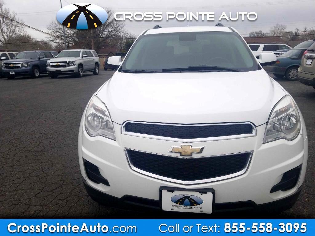 Chevrolet Equinox FWD 4dr LT w/1LT 2012