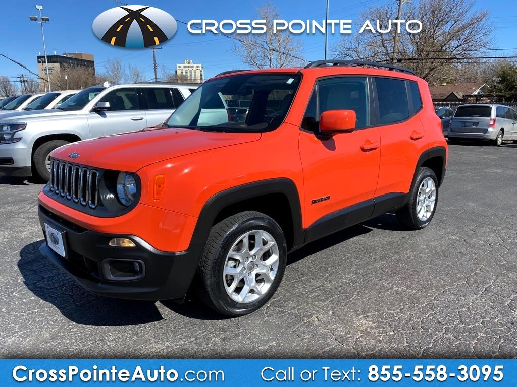 Jeep Renegade 4WD 4dr Latitude 2016