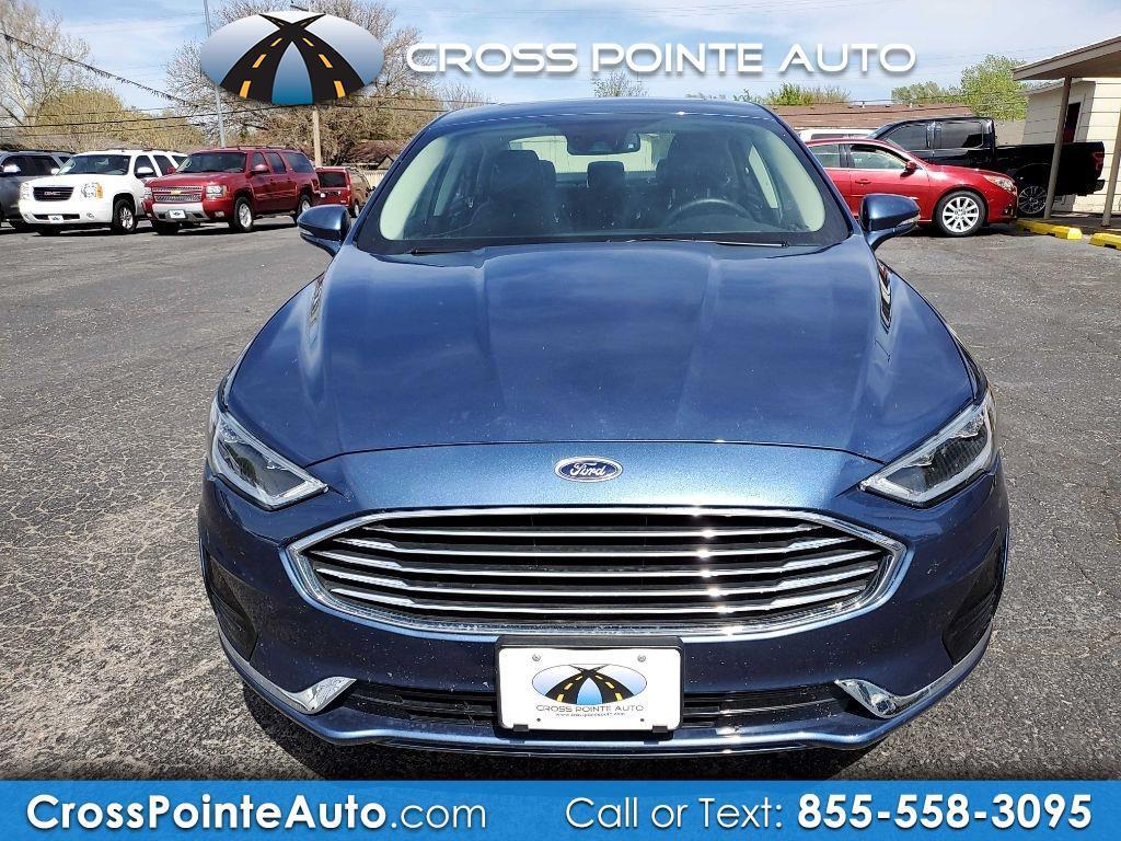 Ford Fusion SEL AWD *Ltd Avail* 2019