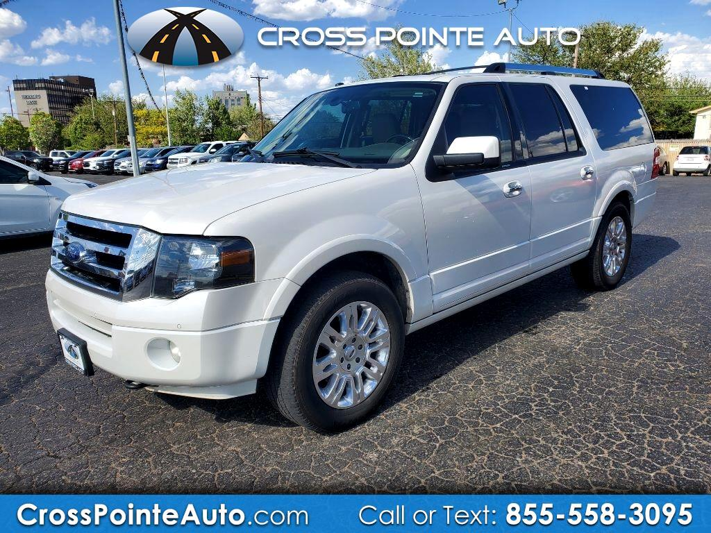 Ford Expedition EL 4WD 4dr Limited 2013