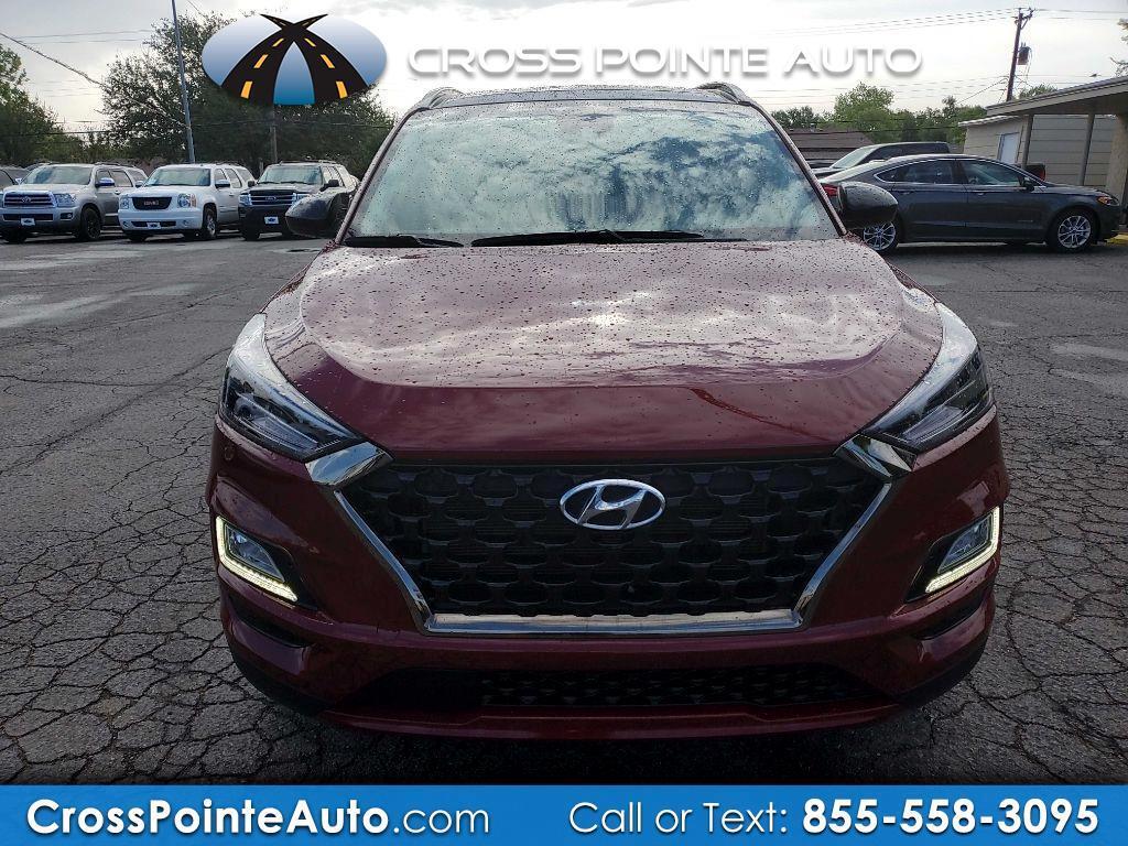 Hyundai Tucson Night FWD 2019