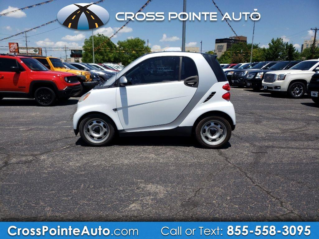 smart Fortwo 2dr Cpe Brabus 2010