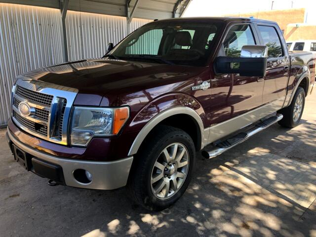 2009 Ford F-150 KingRanch SuperCrew 5.5-ft Bed 4WD