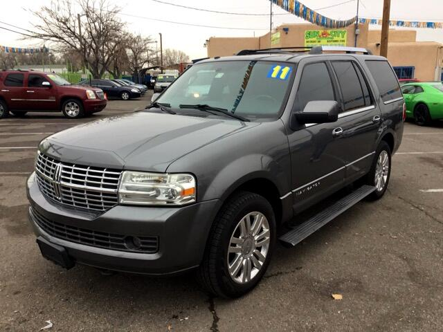 2011 Lincoln Navigator SPECIAL EDITION 4WD