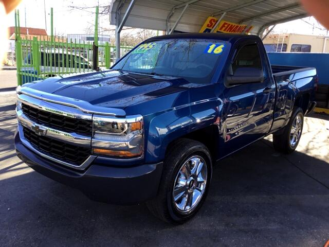 2016 Chevrolet Silverado 1500 LS Short Box 2WD