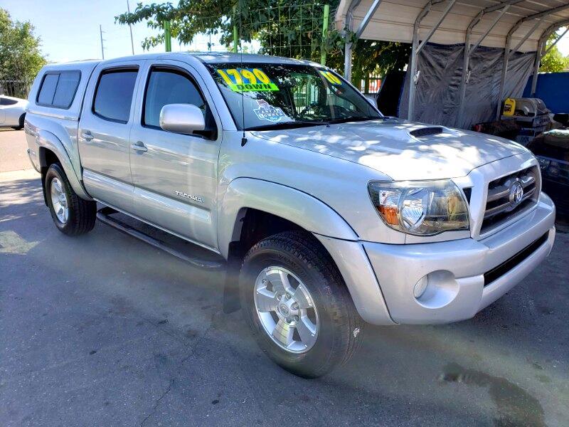 2010 Toyota Tacoma PreRunner Double Cab V6 Auto 2WD