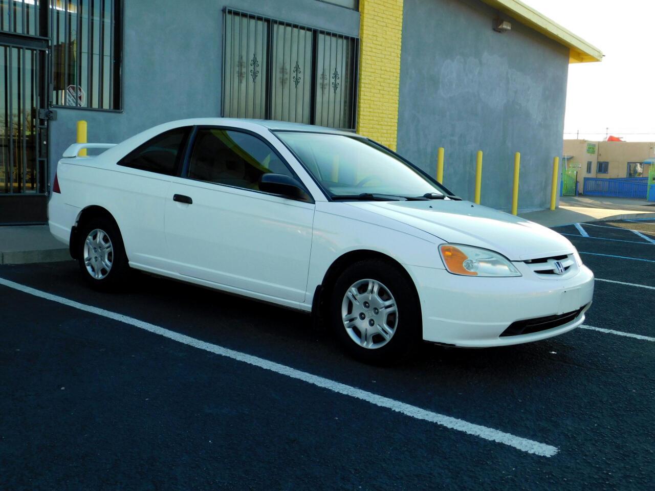 Honda Civic LX coupe 2001