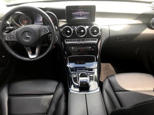 2016 Mercedes-Benz C-Class C300 Sedan