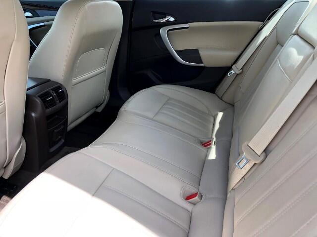 2012 Buick Regal Turbo Premium 1