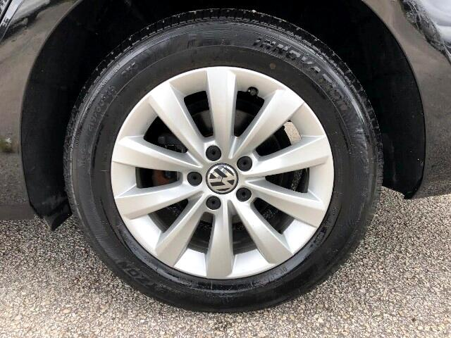 2012 Volkswagen Passat 2.5L S W/Appearance