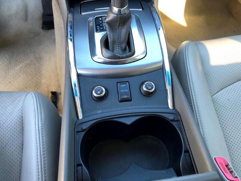 2012 Infiniti G Sedan 37x AWD