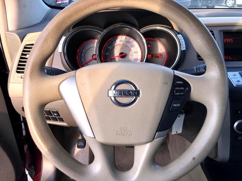 2009 Nissan Murano S