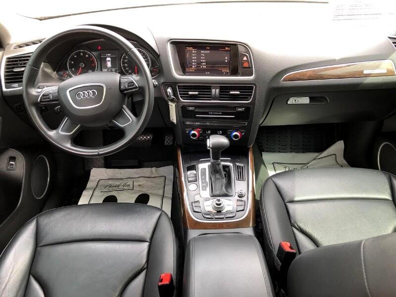 2016 Audi Q5 2.0T Premium Plus quattro
