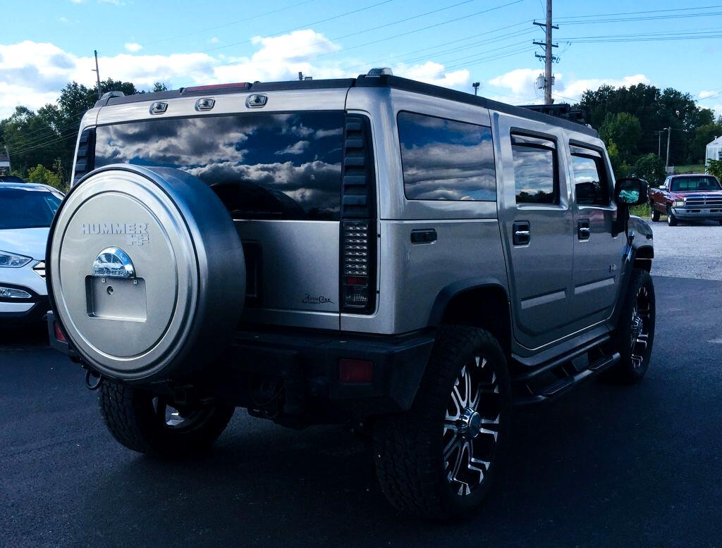 2007 HUMMER H2 4WD 4dr SUV Luxury