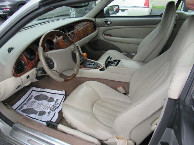 1998 Jaguar XK8 Convertible