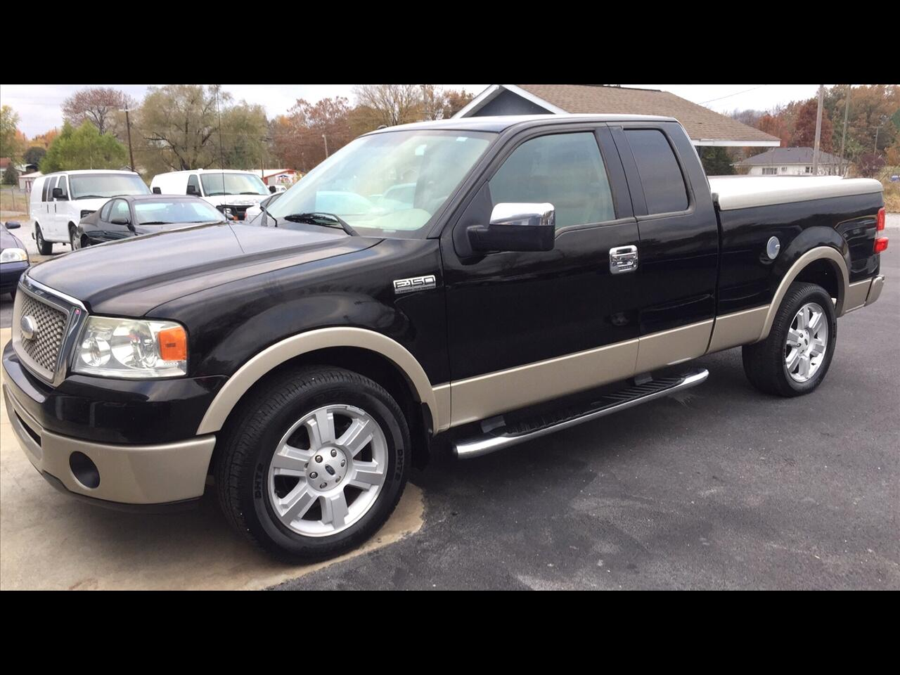 2007 Ford F-150 Lariat SuperCab 2WD