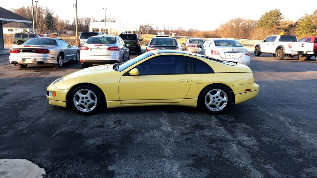 1990 Nissan 300ZX GS hatchback