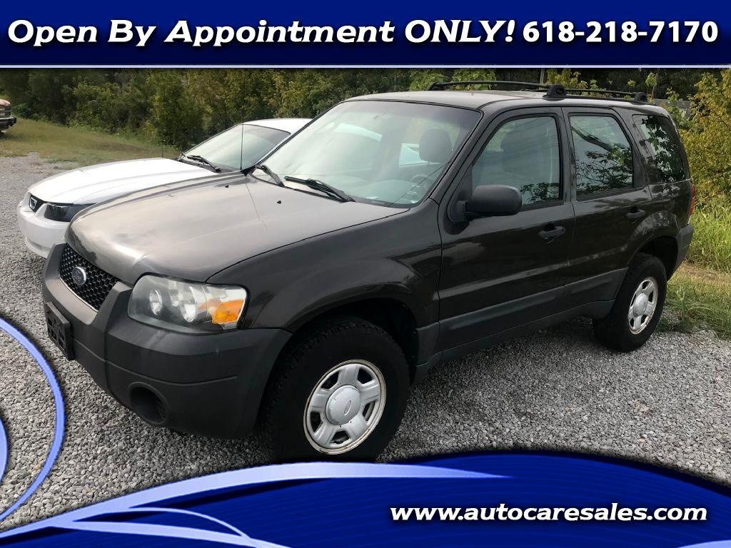 Ford Escape XLS 2WD 2007