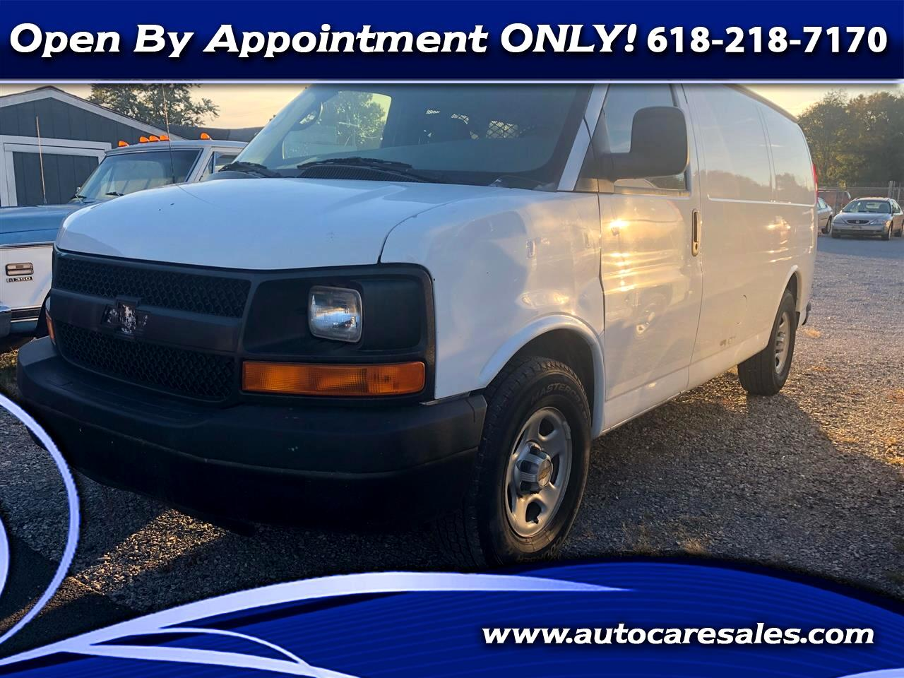 Chevrolet Express 1500 AWD Cargo 2007