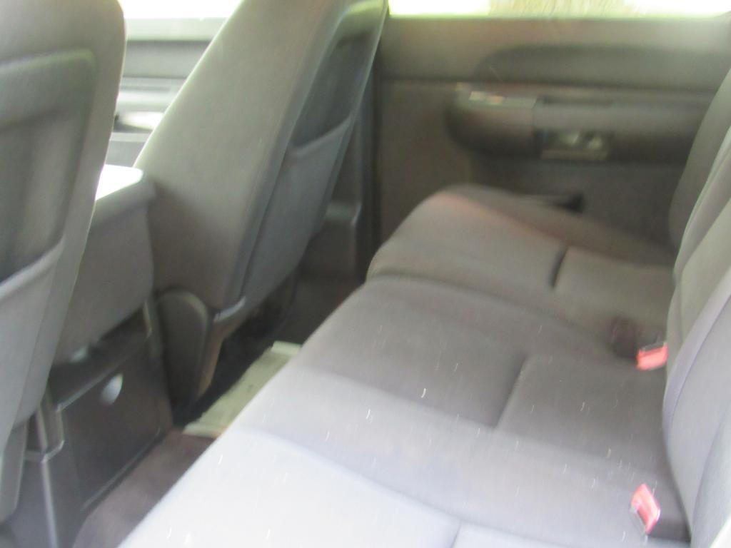 Chevrolet Silverado 1500 LT Crew Cab Short Box 2WD 2011