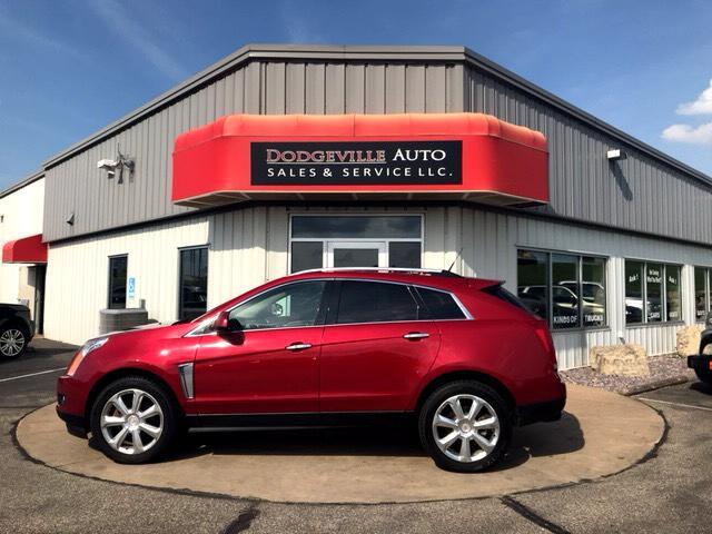 2014 Cadillac SRX Premium Collection AWD