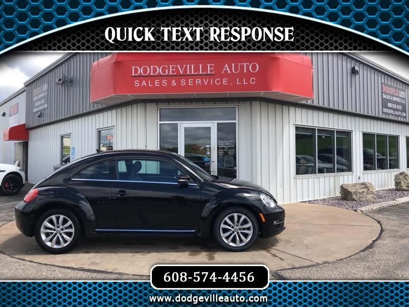2013 Volkswagen Beetle 2.0T Turbo