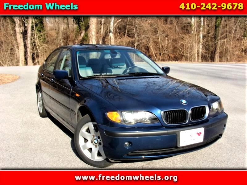 BMW 3-Series 325xi Sedan 2004