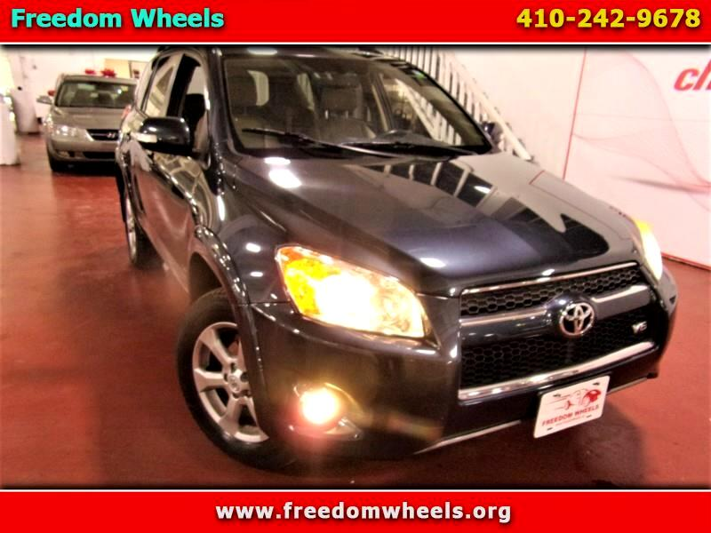 Toyota RAV4 Limited V6 4WD 2010