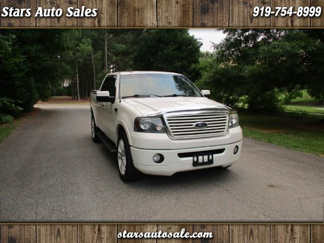 2008 Ford F-150 Limited 4x4 4dr SuperCrew Styleside 5.5 ft. SB