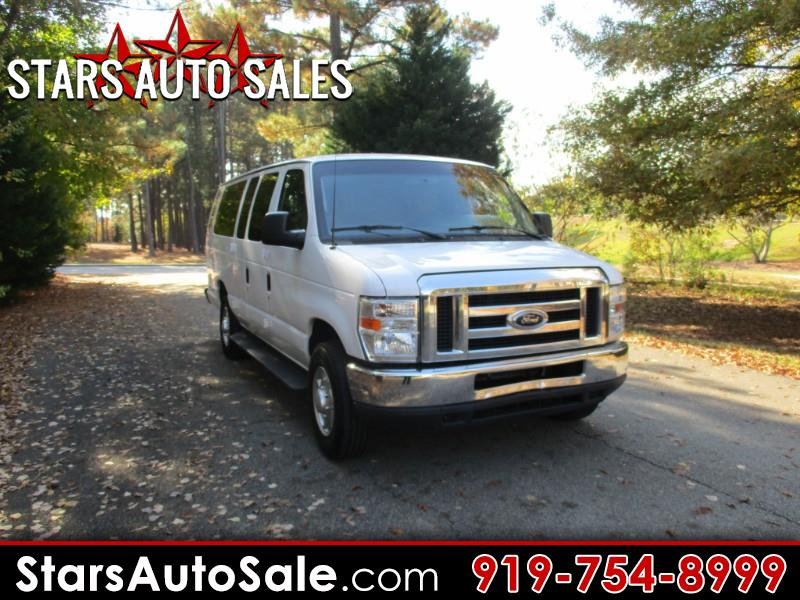 2012 Ford Econoline E-350 XLT Super Duty Extended