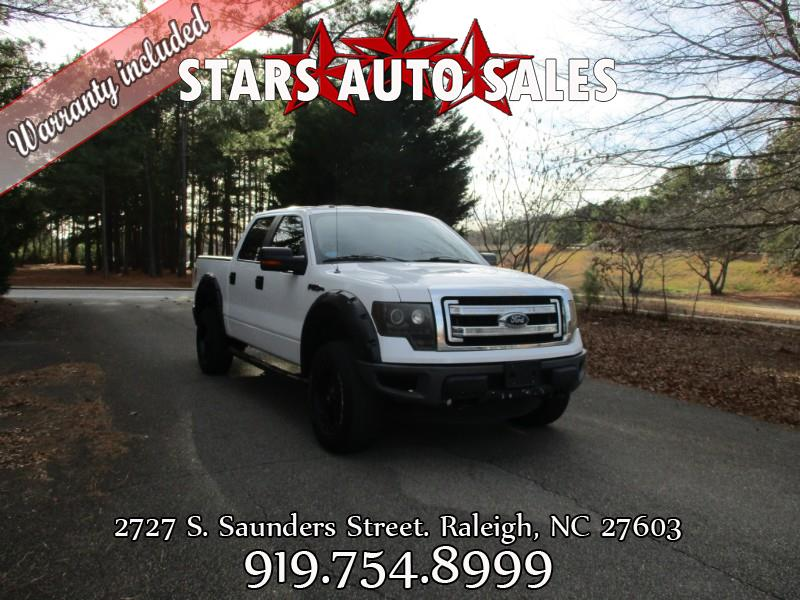 Ford F-150 XLT SuperCab 5.5-ft. Bed 4WD 2013