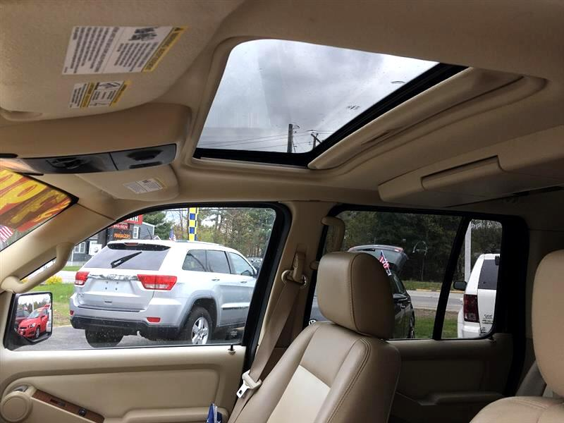 Ford Explorer Eddie Bauer 4.6L 4WD 2006