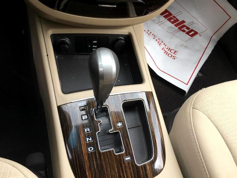 2010 Hyundai Santa Fe GLS 2.4 AWD