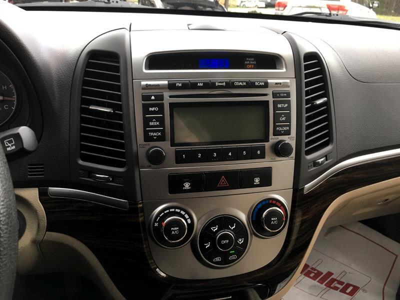 Hyundai Santa Fe GLS 2.4 AWD 2010