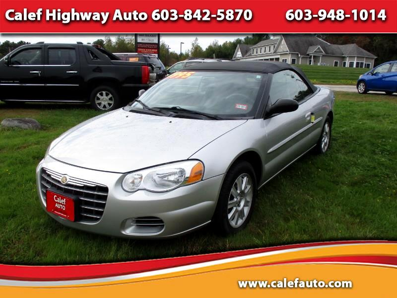 Chrysler Sebring GTC Convertible 2004